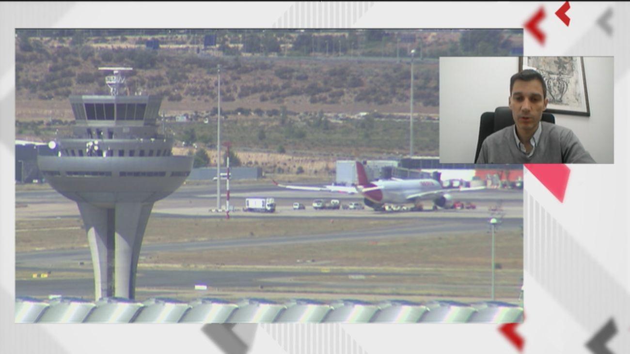 """Los empresarios de agencias de viajes: """"No es el momento del impuesto a los billetes de avión"""""""