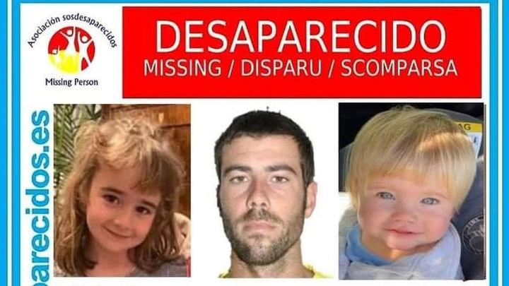 El perfil de Tomás Antonio Gimeno, el padre de las niñas desaparecidas en Tenerife