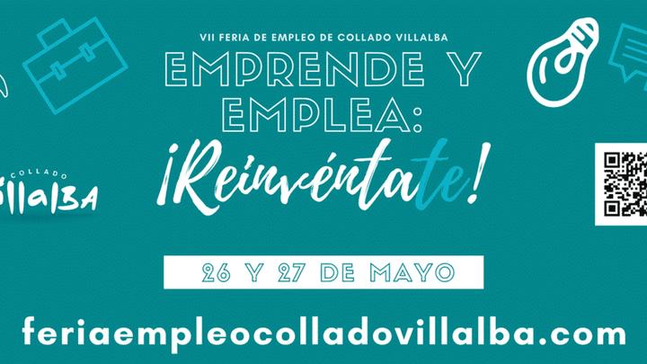 100 puestos de trabajo en la Feria de Empleo de Collado de Villalba los próximos 26 y 27 de mayo