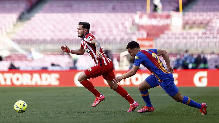 0-0. El Barcelona y el Atlético de Madrid empatan el partido por el liderato