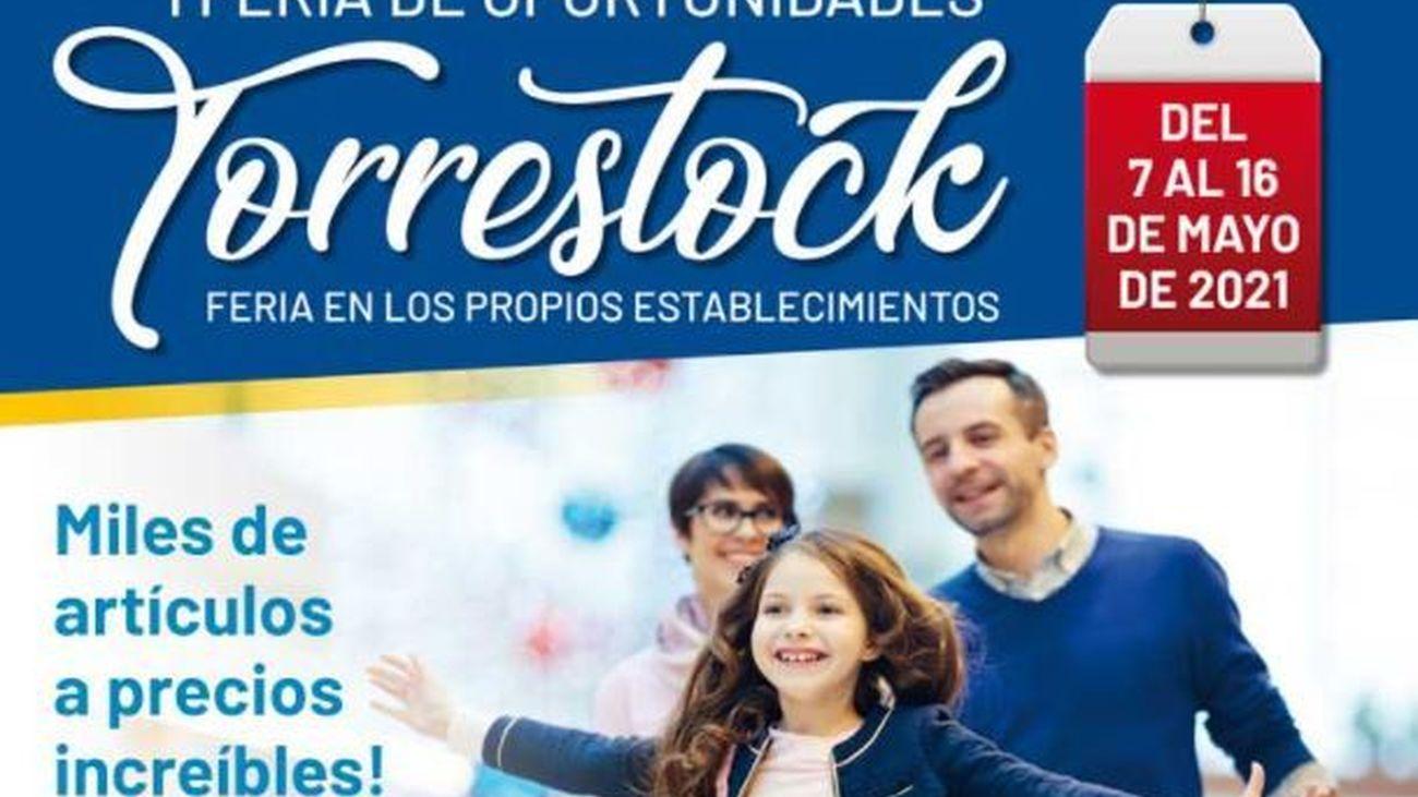 Descuentos y ofertas en más de 100 comercios en 'Torrestock', la I Feria de Oportunidades de Torrejón