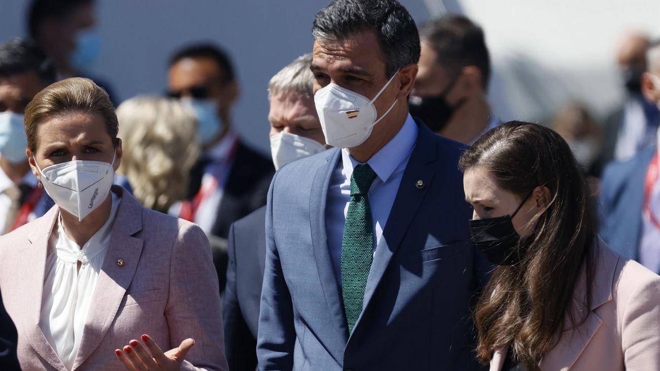Sánchez traslada a la UE la urgencia de poner en marcha el certificado de vacunación