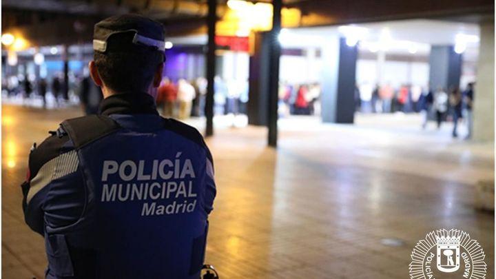 La Policía Municipal refuerza con 200 agentes la vigilancia para evitar botellones y aglomeraciones