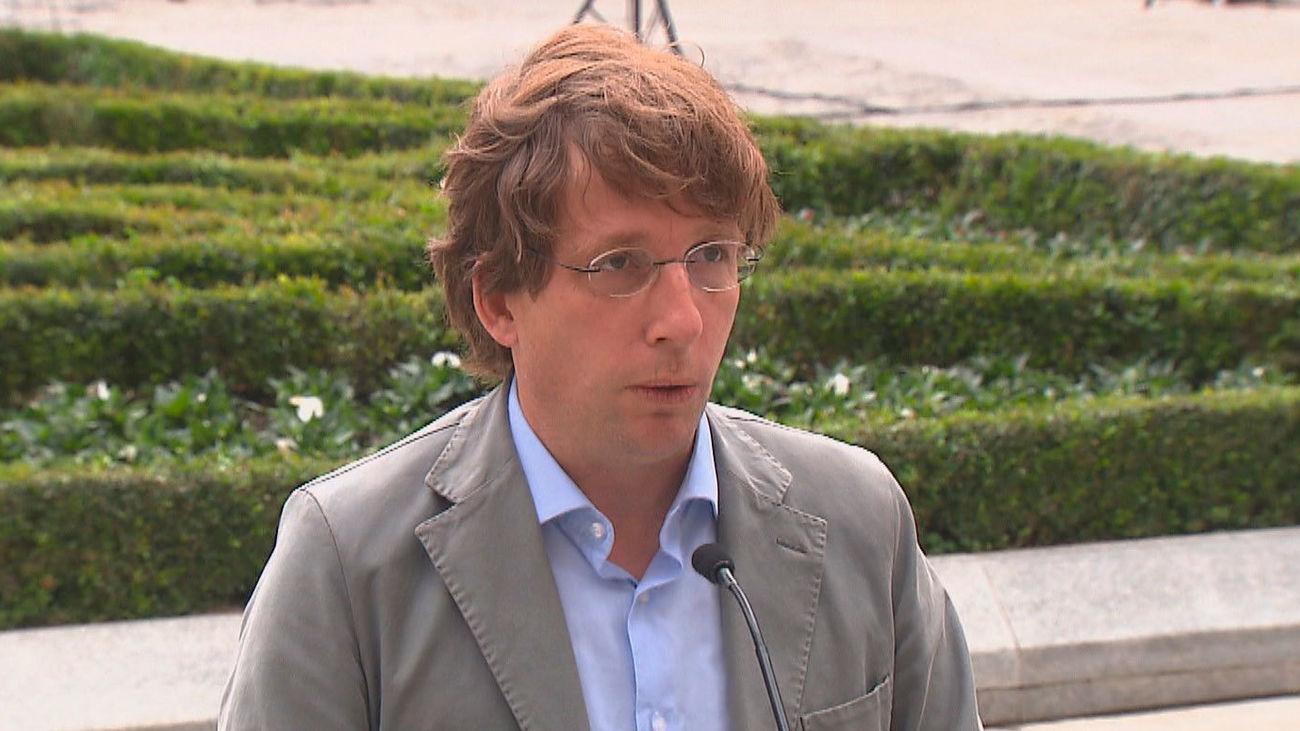 """Almeida: """"Hacer  un botellón en la Comunidad de Madrid no es libertad"""""""