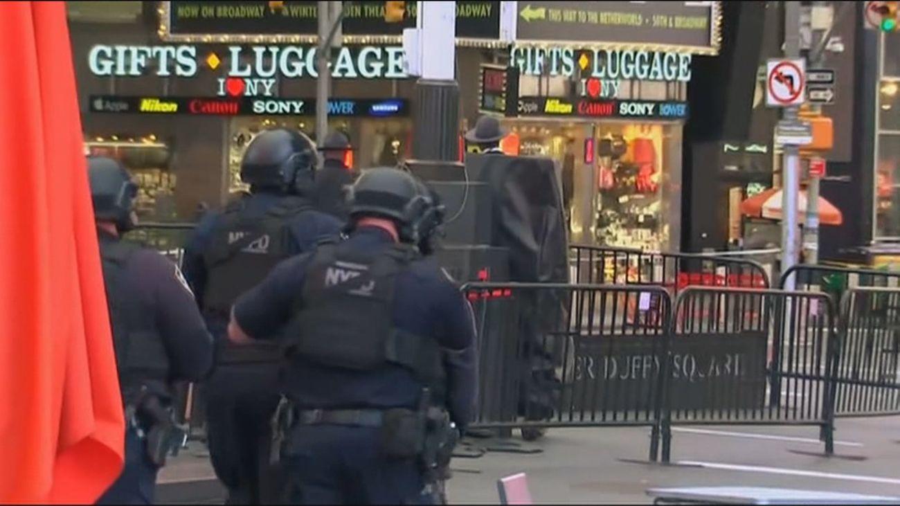 Seis heridos en dos tiroteos en Nueva York y Florida