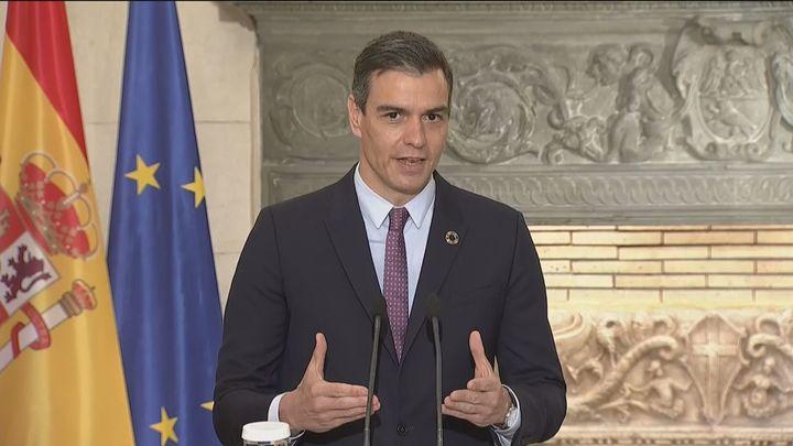Sánchez descarta cambios legales e insiste en que las Comunidades tienen herramientas tras el estado de alarma