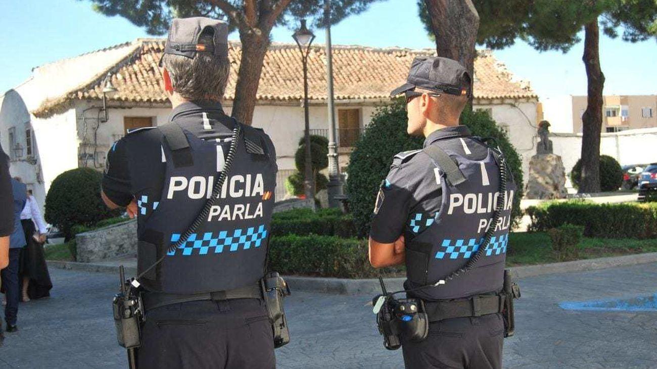 Agente de la Policía Local de Parla