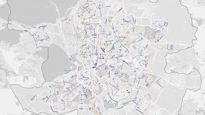 Descubre si tu calle entra en la Operación Asfalto 2021 de Madrid