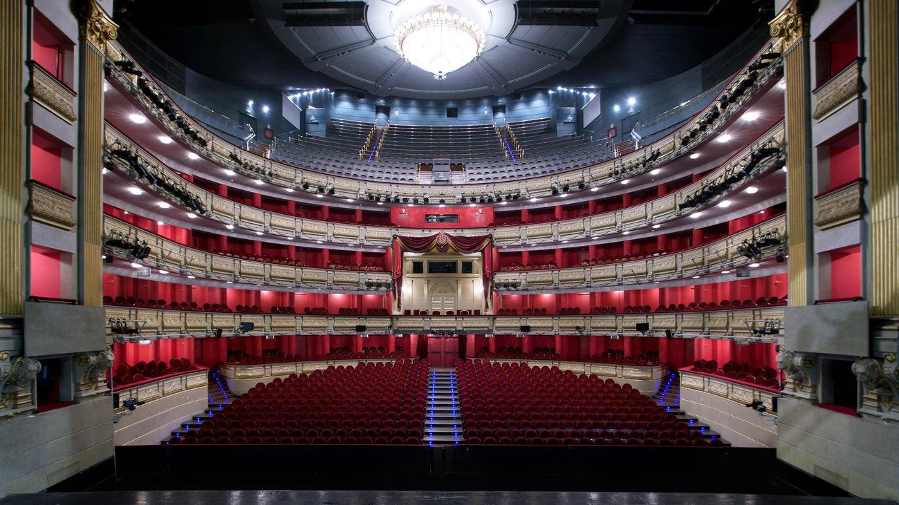 El Teatro Real, premio International Opera al mejor teatro de ópera del mundo
