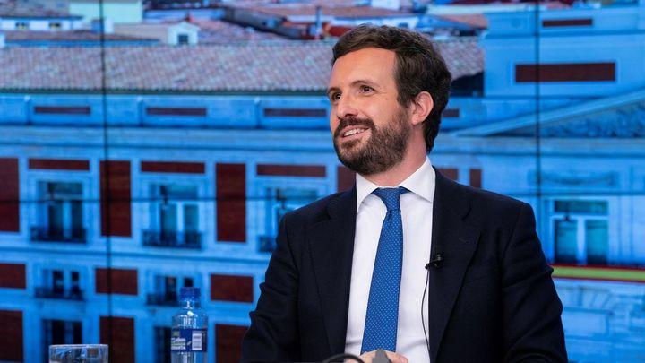 Casado exige a Sánchez ponerse a negociar para aprobar una ley de pandemias