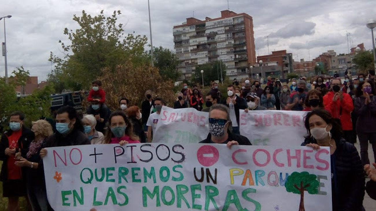 Defensa incluye en una subasta de suelo público terrenos protegidos por la Comunidad de Madrid