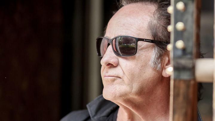 'Hagámoslo', primer disco de Johnny Burning en solitario
