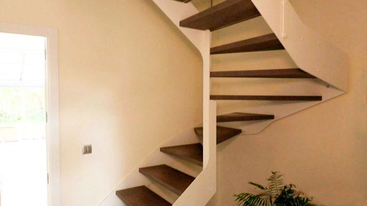 Crece la demanda de escaleras por el incremento de reformas en las viviendas