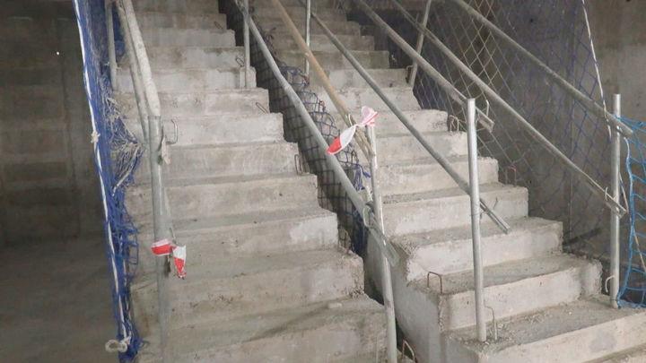 Así serán las escaleras antiincendios 'estilo neoyorquino' de los nuevos rascacielos de Madrid