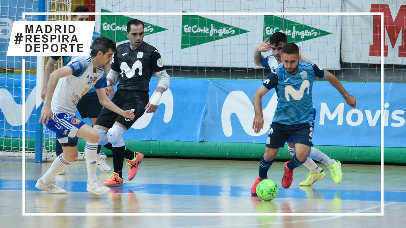 Movistar Inter - Zaragoza