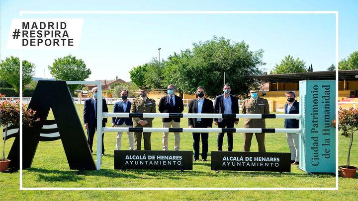 Alcalá de Henares acogerá el Concurso Hípico Nacional 3 estrellas