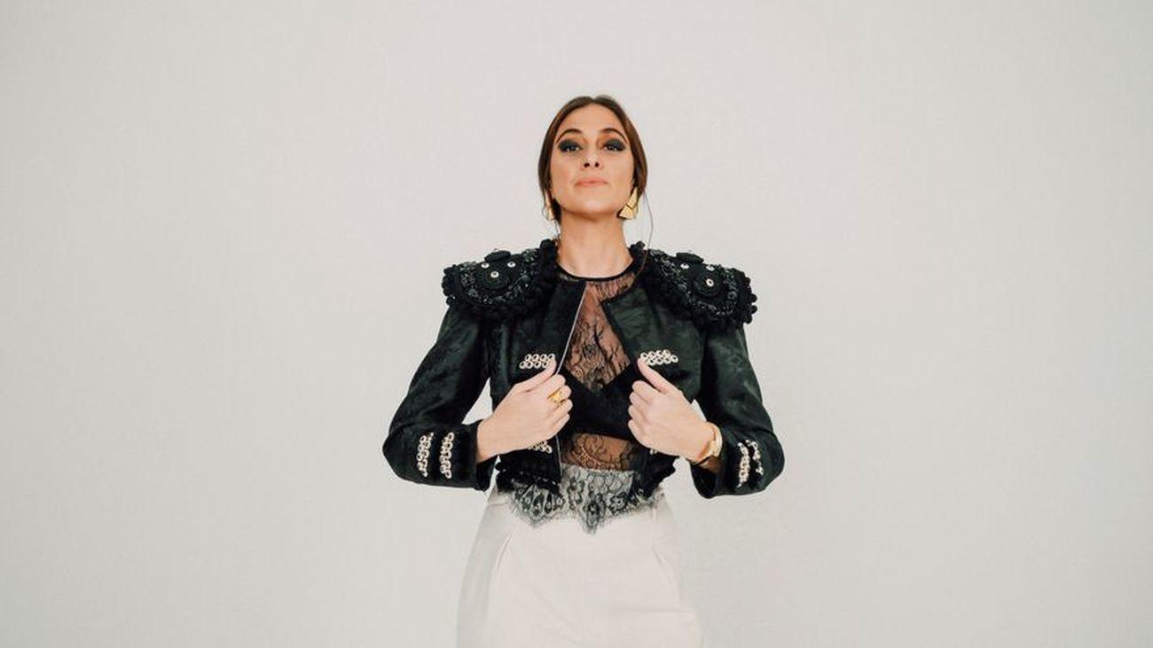 María Peláe, cantante malagueña