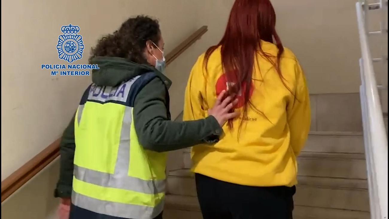 Detenida una mujer en Madrid por prostituir a menores: ofrecía la virginidad de una niña a cambio de dinero