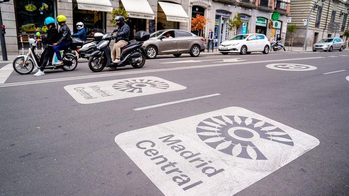 Más de 15.000 comerciantes podrán tener el mismo estatus que los residentes en la zona centro de Madrid