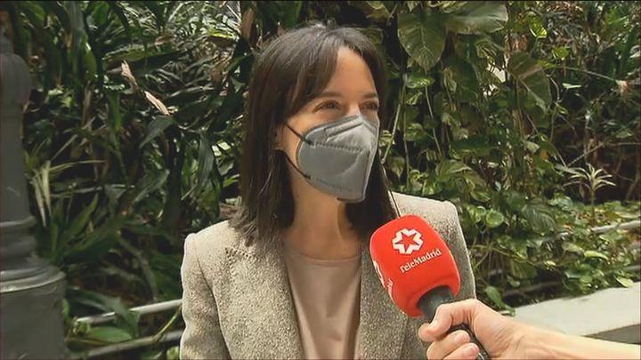 """Mercedes González critica a Madrid: """"El discurso de falsa libertad genera libertinaje"""""""