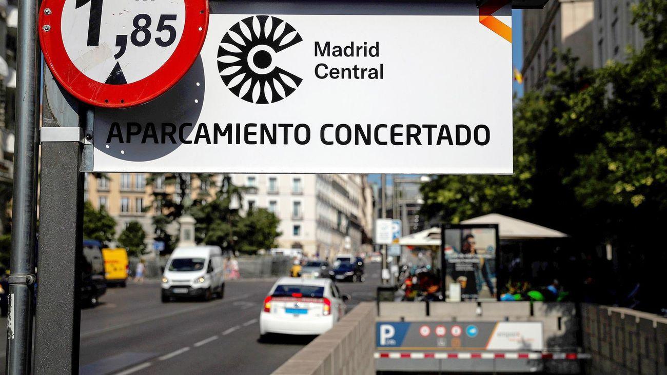 """Borja Carabante: """"Queremos una zona de baja emisiones que llegue a toda la ciudad en 2024"""""""
