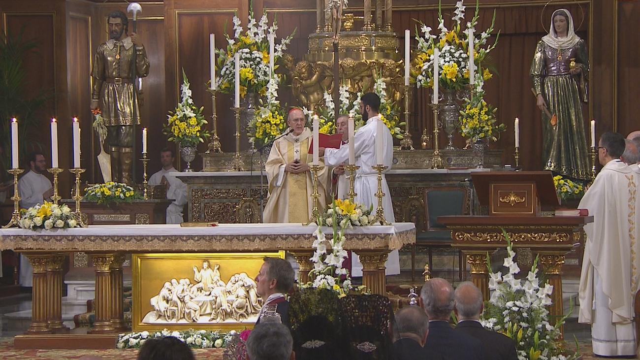 El arzobispo de Madrid, Carlos Osoro, presidirá la misa solemne en honor de San isidro
