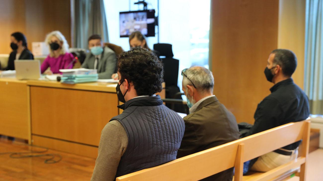 Comienza el juicio contra el 'Pequeño Nicolás' por la pieza denominada 'Viaje a Ribadeo'