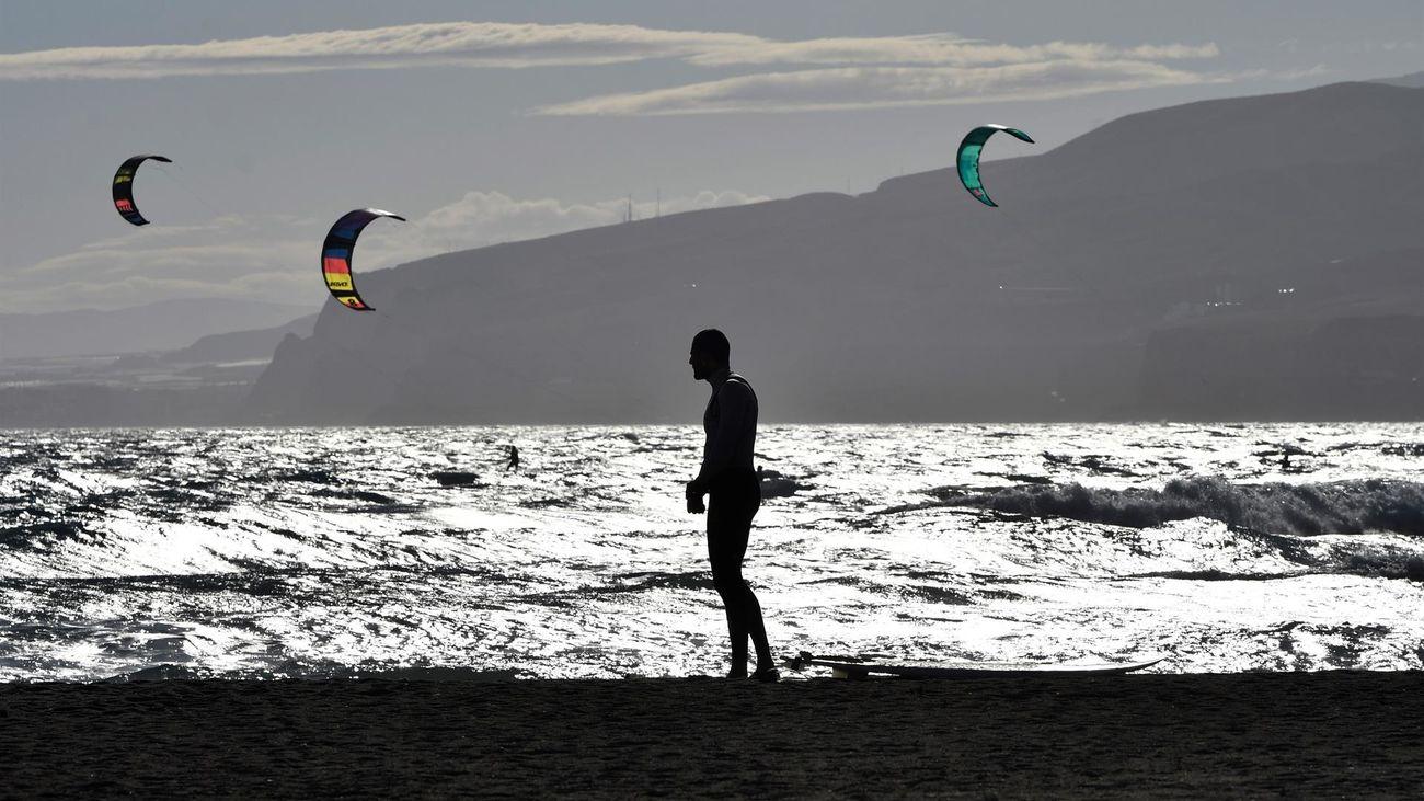 Imagen de una playa en Almería