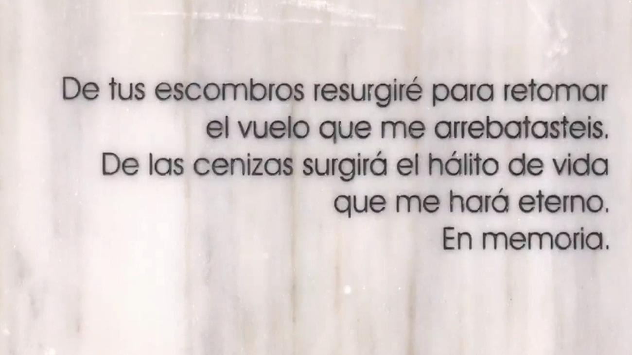 Lorca recuerda el terremoto que devastó la población hace diez años