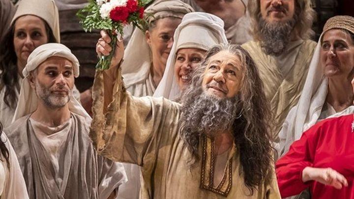 Plácido Domingo actuará en junio en el Auditorio Nacional de Madrid