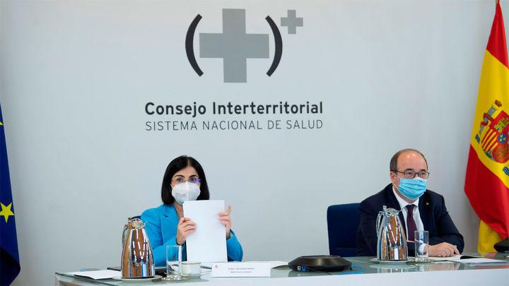 Sanidad decidirá la próxima semana sobre la segunda dosis de los menores de 60 que recibieron Astrazeneca