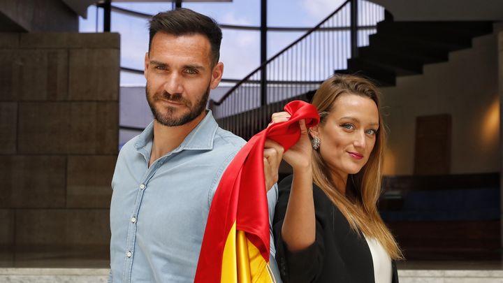 Saúl Craviotto y Mireia Belmonte, los abanderados españoles en los Juegos Olímpicos de Tokio