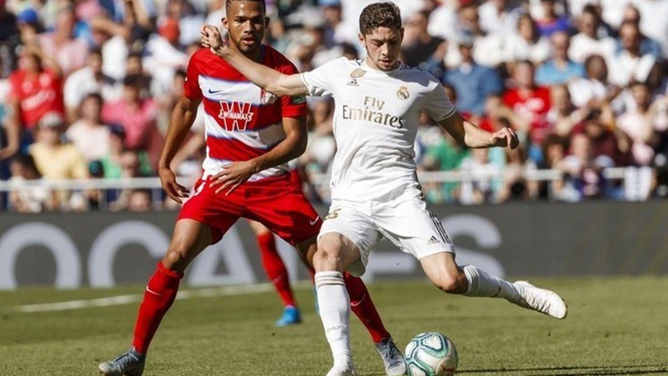 Valverde ante el Granada