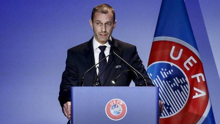 La UEFA inicia una investigación disciplinaria a Real Madrid, Barça y Juventus por la Superliga