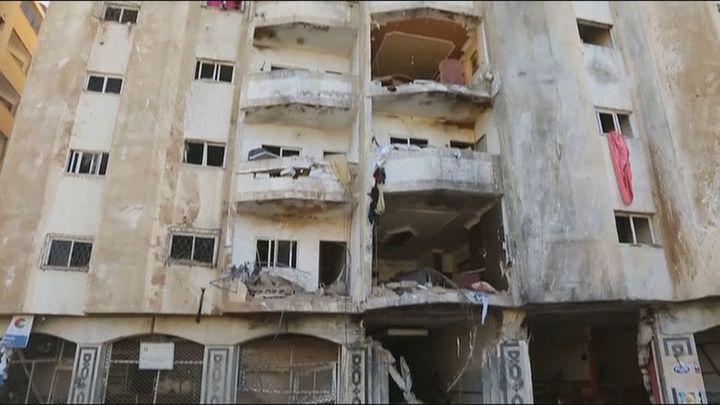 Aumentan los muertos en la tercera jornada de guerra abierta entre Israel y Hamás