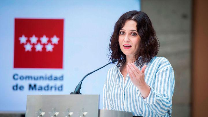 Los plenos de investidura de Ayuso en la Asamblea de Madrid serán el 17 y 18 de junio