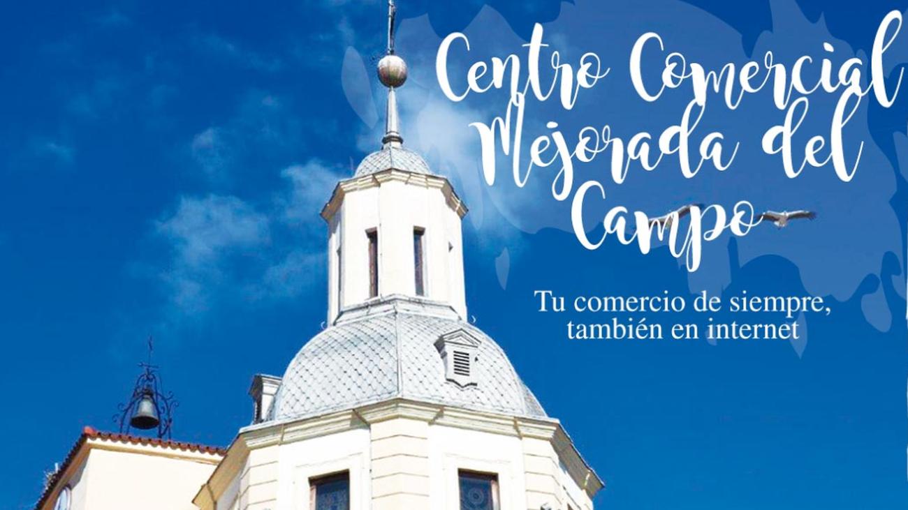 Mejorada del Campo abre un centro comercial virtual para ayudar a sus empresarios