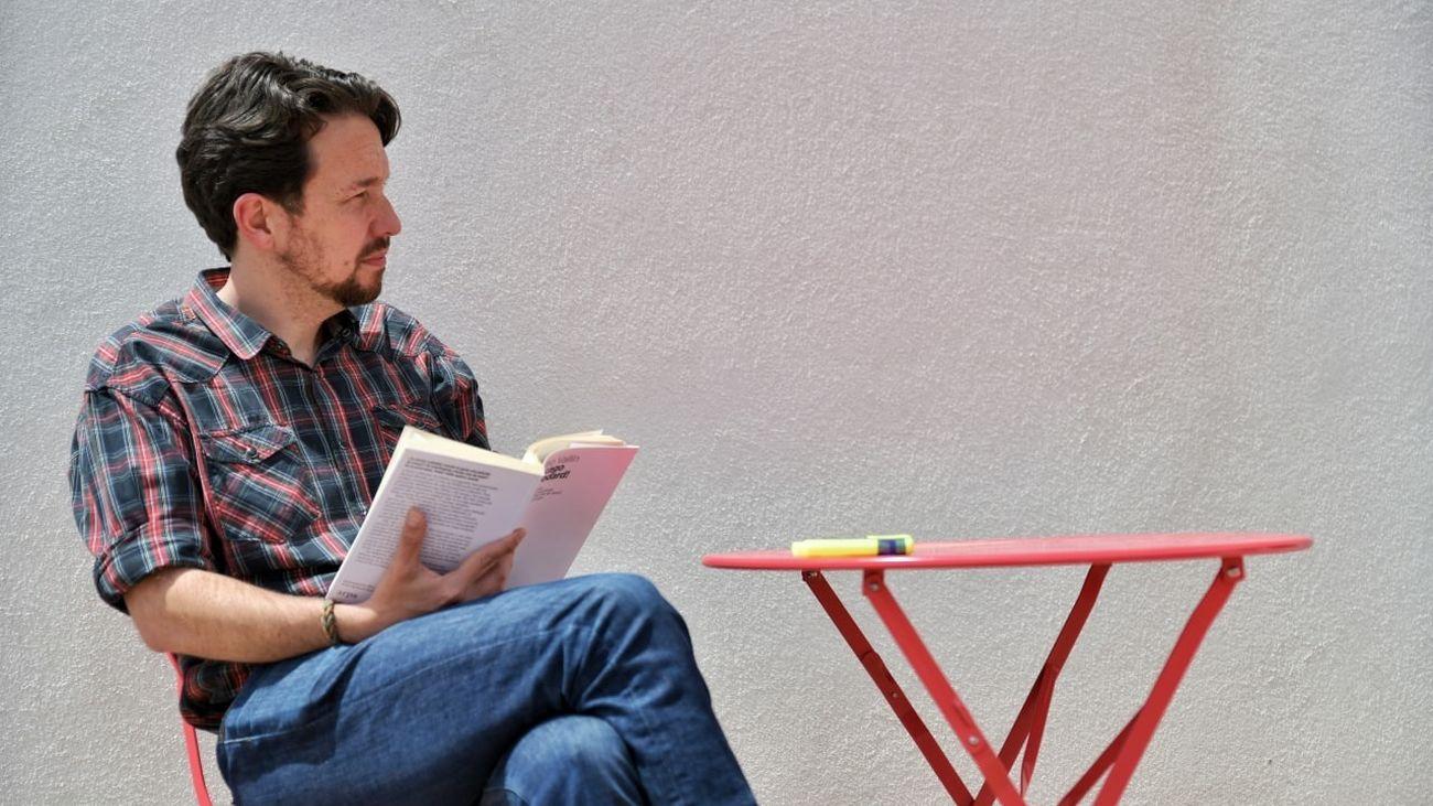 Pablo Iglesias cambia de 'look' y se corta su icónica coleta