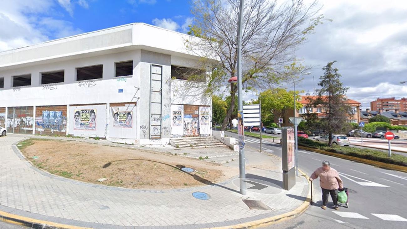 Fuenlabrada demolerá un edificio abandonado para crear un nuevo espacio en el centro
