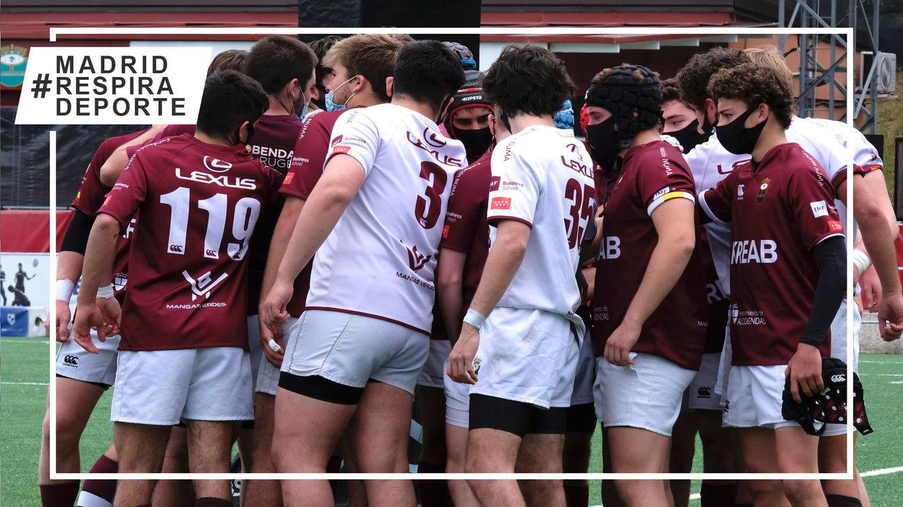 Alcobendas Rugby Sub'18