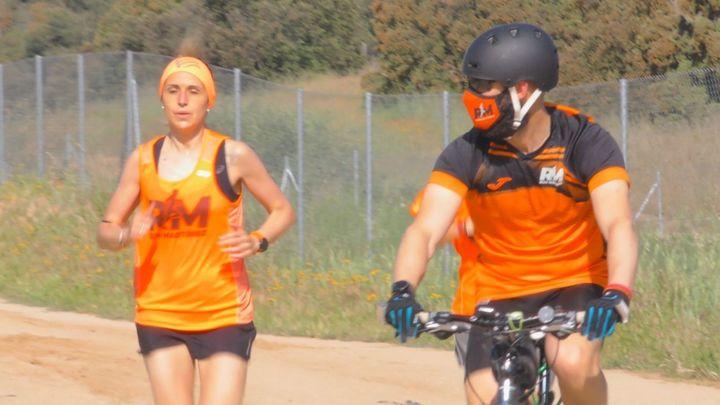 Atletismo en Navalcarnero, BMX en Móstoles y floortball  en Leganés