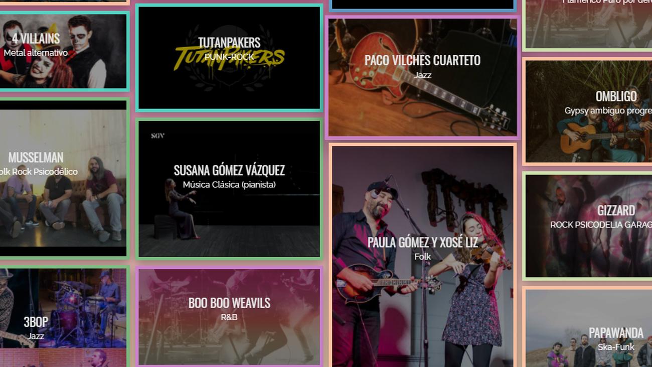 Concedidos los premios 'Alcalá Suena' a las mejores bandas de música