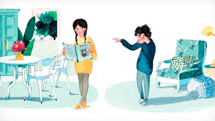 Cuentos para un mundo mejor con 'Miranda y Tato', la nueva colección de libros de Itziar Miranda