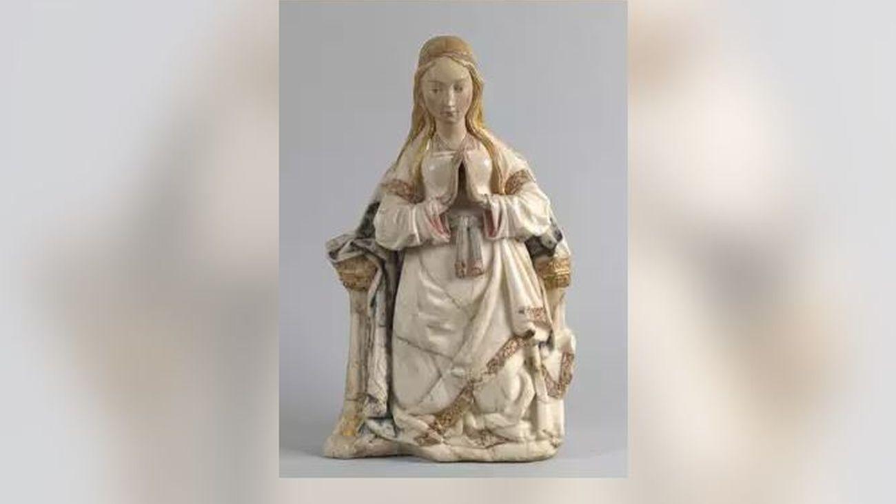 El Museo del Prado descubre que una de sus esculturas estaba datada por error con cinco siglos de diferencia