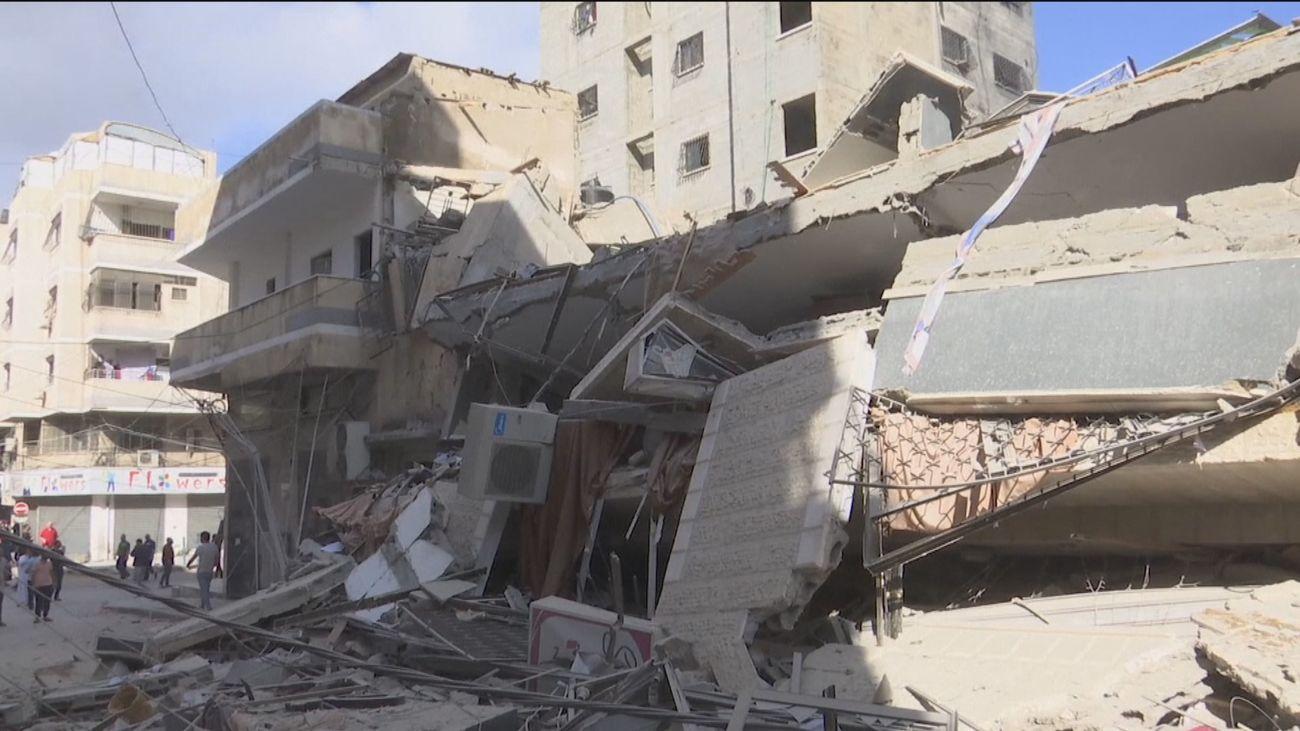 Israel prepara sus tropas para una posible operación terrestre en Gaza