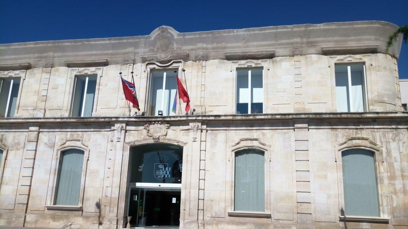 Fachada Ayuntamiento de San Fernando de Henares