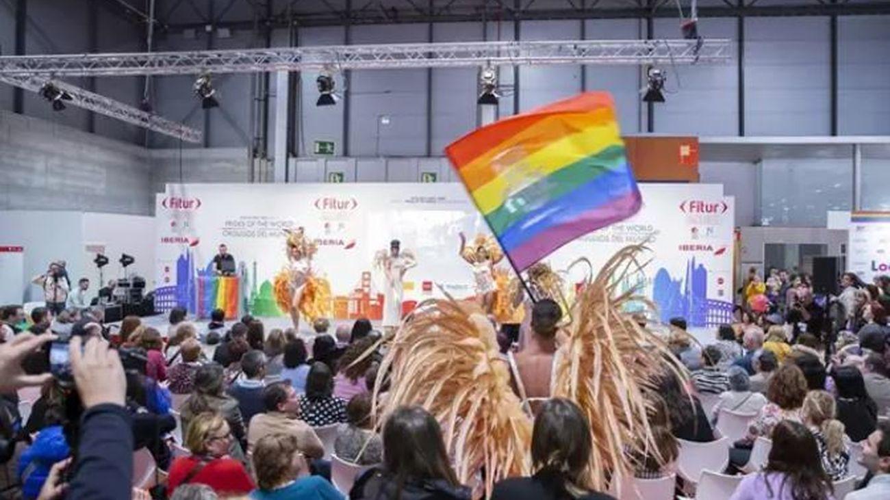 Fitur LGBT+ apuesta por revitalizar el turismo y potenciar la diversidad de los destinos