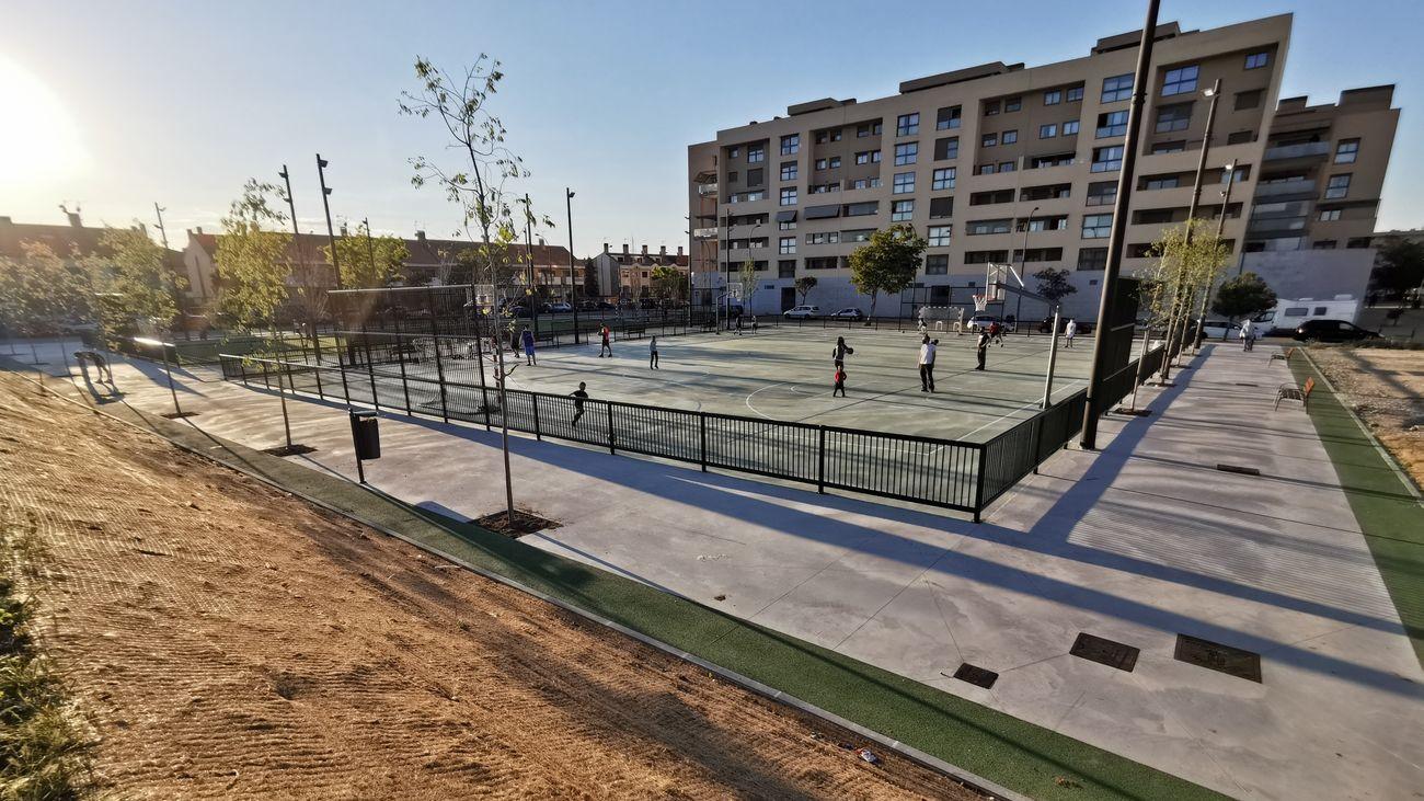 Getafe pone a punto sus pistas deportivas para ser Ciudad Europea del Deporte
