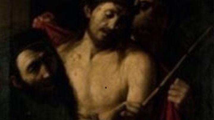 Una delegación de expertos inspecciona la posible obra de Caravaggio