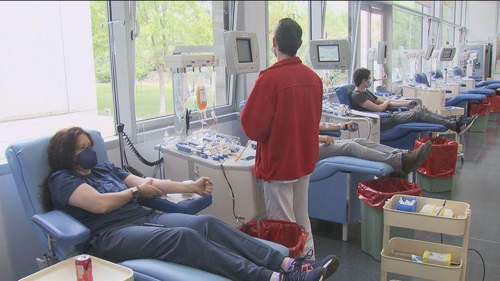 Dos colegios de Coslada organizan un maratón de donación de sangre